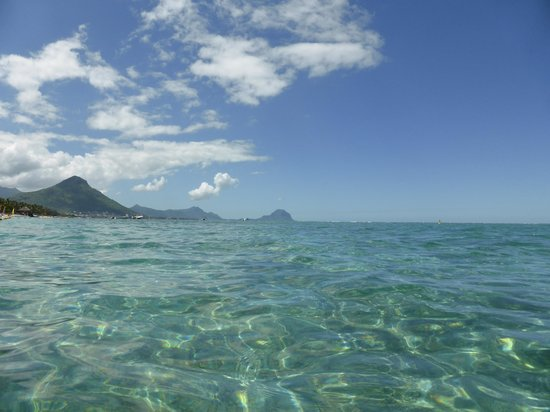 La Pirogue Resort & Spa-Mauritius: le lagon
