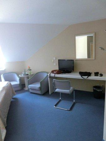 Hotel Ilmenauer Hof: Zimmer