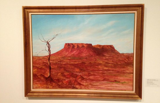 Art Gallery of Western Australia: There are several works by Sidney Nolan