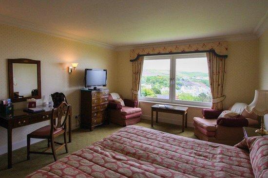 Fernhill Hotel: guestroom