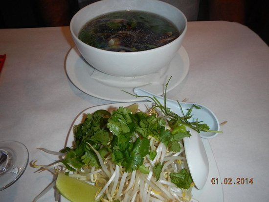 Saigon : Pho fillings