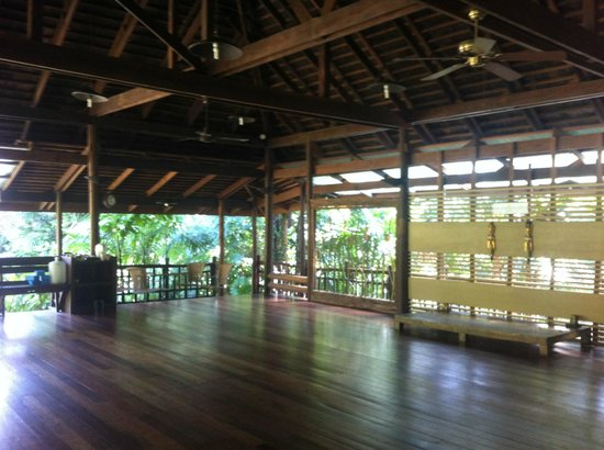 The Spa Resort Koh Chang: Yoga Sala