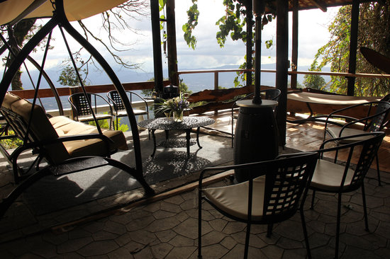 Altura Hotel: Viewpoint.