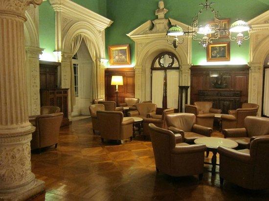 Bussaco Palace Hotel: Une vue du salon