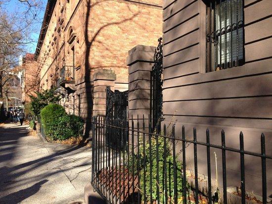 Harlem Renaissance House B&B: Esterno edificio