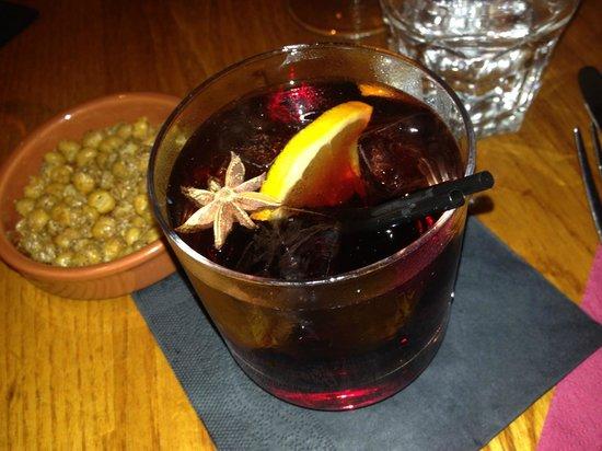Terre a Terre: Seasonal Cocktail :)