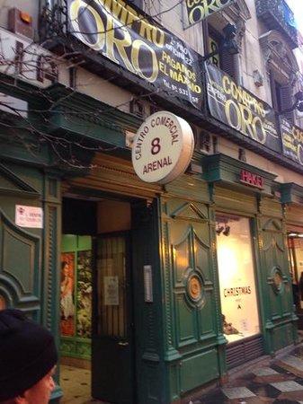 Ratoncito p rez picture of casita museo de raton perez madrid tripadvisor - Raton en casa ...