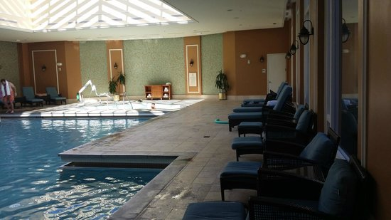 The Ritz-Carlton, Amelia Island: Indoor pool