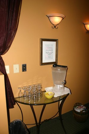 Spa on the Avenue: Tranquility Suite