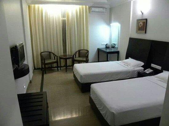 KR inn: Executive bedroom