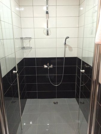 Hotel Seraglio: The shower