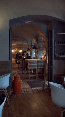 Hotel Zenit Budapest Palace: bar/restaurant van het hotel