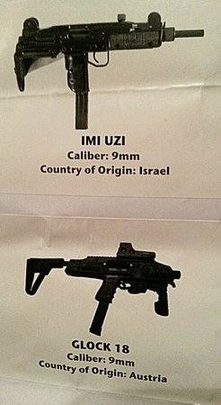 Lock & Load Miami: IMI UZI / 9MM / Isreal