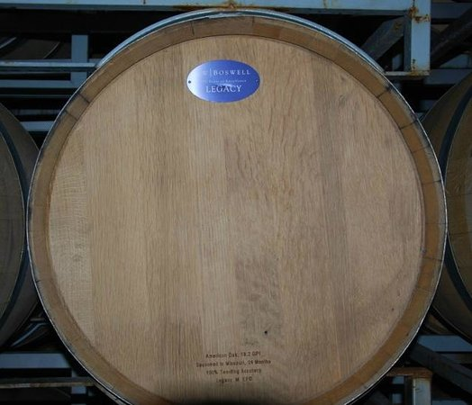 Bodegas Nieto Senetiner: THE PROOF that they do use american oak!!!
