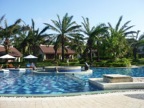 Palm Garden Beach Resort & Spa: Pool