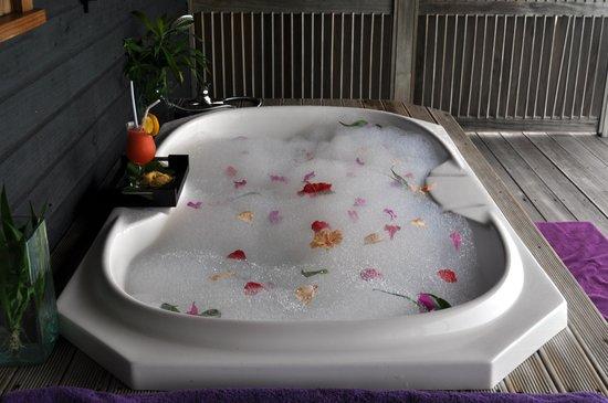 Kuredu Island Resort & Spa: instant magique au spa Duniye