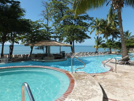 Rincon Beach Resort Piscina Y Jacuzzi