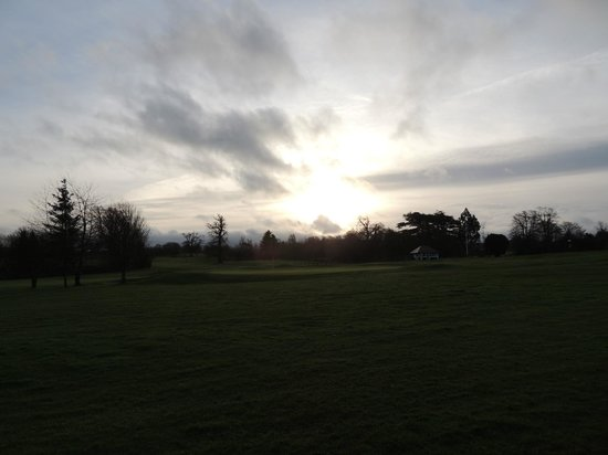 Dalmahoy Hotel & Country Club : Hotel grounds
