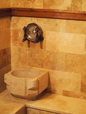 Taskonak Hotel: Bathroom