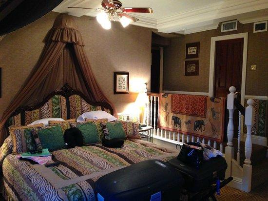 The Milestone Hotel : Unsere tolle Safari-Suite