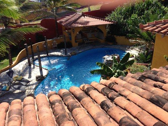 Villa Pelicano Hotel Boutique: the pool