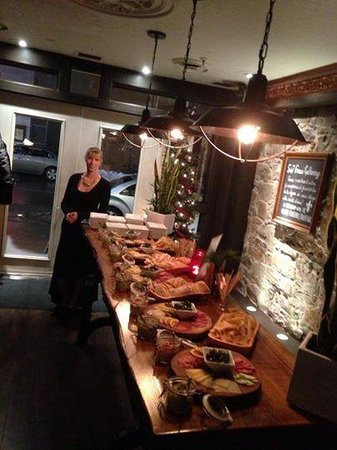Tango Nuevo Tapas & Wine : Have your private function at Tango Nuevo, or have us cater it for you!