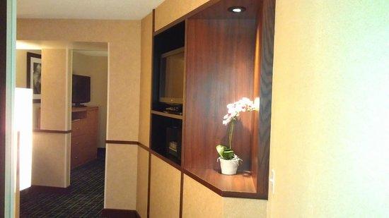 Fairfield Inn & Suites Portland West/Beaverton : Studio Suite