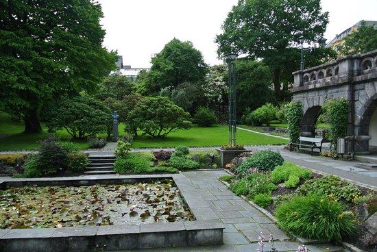 University Museum of Bergen - The Natural History Collections: De botanische tuin van het Universiteitsmuseum