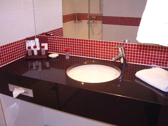 angelo by Vienna House Prague: bagno
