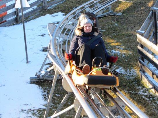 Hotel Alpenblick: Alpine Coaster