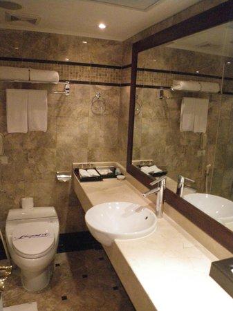 Gondola Hotel : Roomy