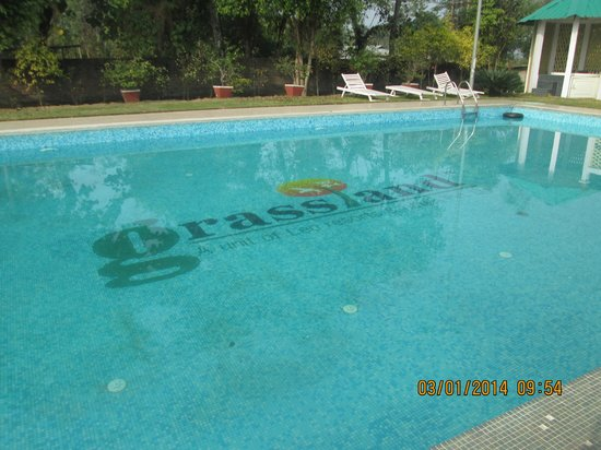 United 21 Grassland Resorts: Swimming Pool