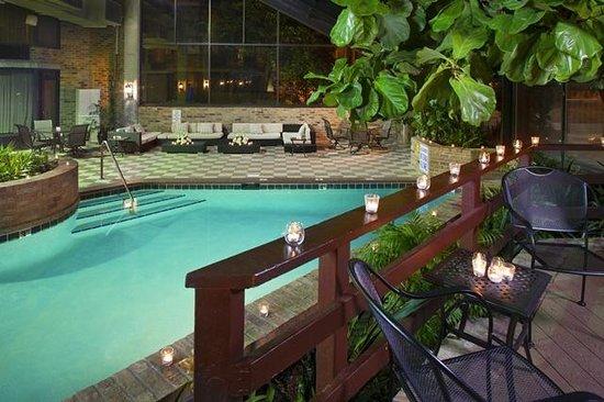 DoubleTree by Hilton Murfreesboro: Indoor Pool