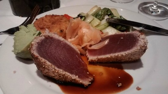 Atlantic Fish Company: excellent tuna