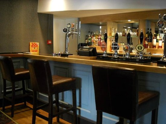 The Gate Inn : Great selection of Real Ales