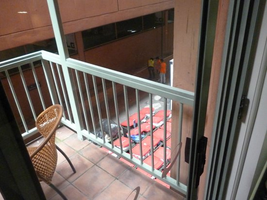 Oaks Goldsbrough Apartments: Bins