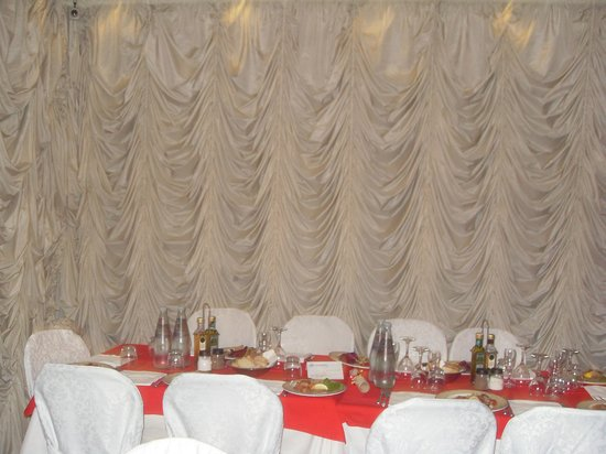 Hotel Mediterraneo: Sala capodanno