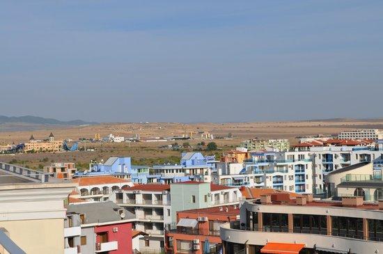 Sol Nessebar Mare: Aussicht