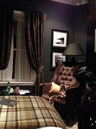Cameron House on Loch Lomond: Room