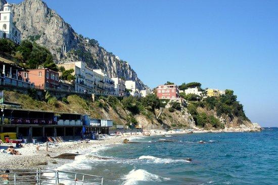 Marina Grande: Capri Beach