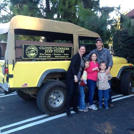 Cloud Climbers Jeep Tours : 40th birthday celebration!