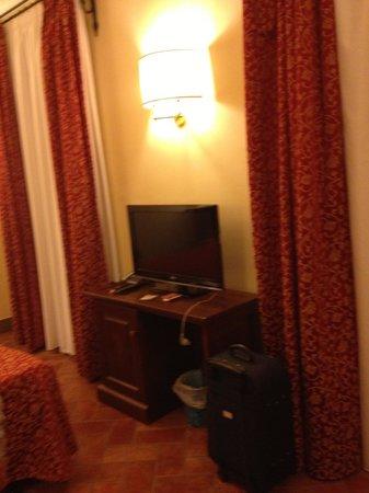 Hotel California Florence : TV di ultima generazione