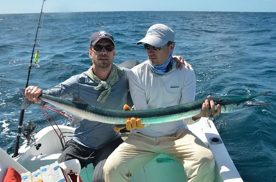 Papagayo Gulf Sport Fishing - North Pacific Tours: Very long one :)