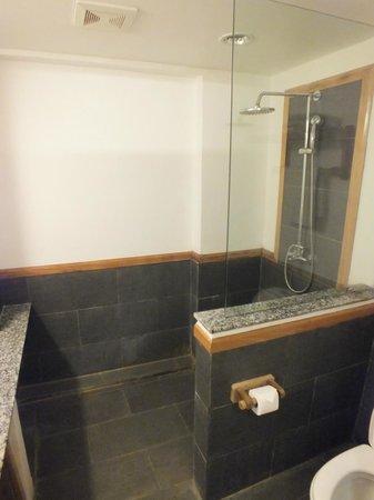 Sunny Mountain Hotel: wet room