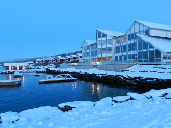 Malangen Resort: Malangen Brygger Hotel