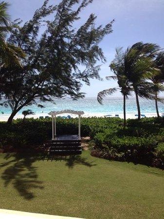 Turtle Beach by Elegant Hotels : garden room view
