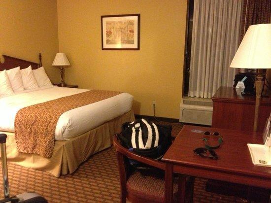 BEST WESTERN Intracoastal Inn: Bedroom