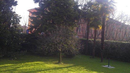 Giardino in Citta B&B: giardino
