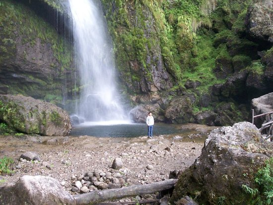The Pool El Chorro Waterfall