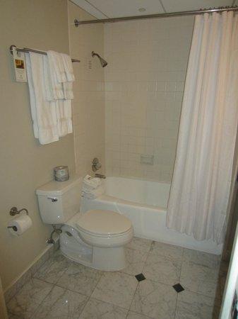 Hotel Galvez & Spa A Wyndham Grand Hotel : Bathroom